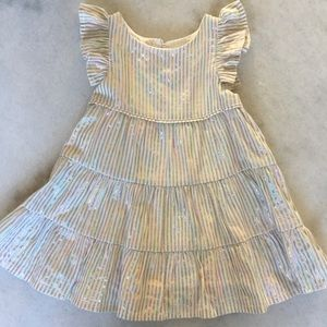 EUC • Cat & Jack Dress • 12m
